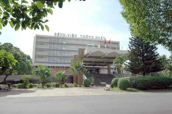 Bệnh viện Thống Nhất thông báo tuyển sinh đợt 1 các lớp học năm 2021