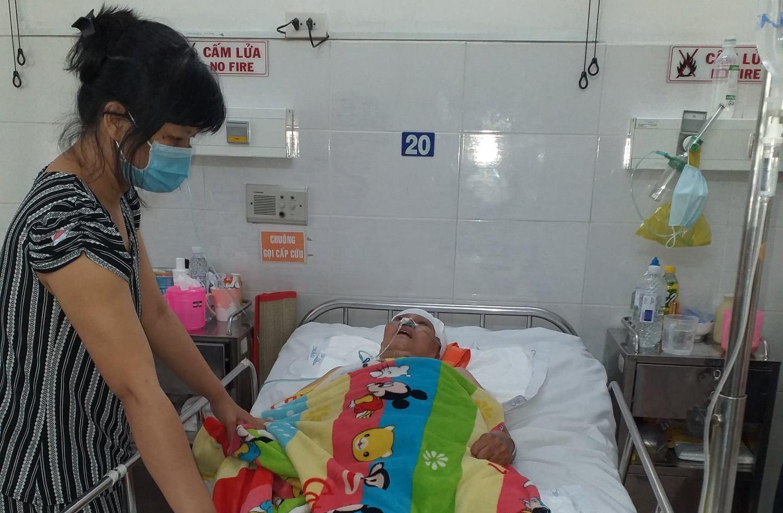 Giúp đỡ cô Nguyễn Kim Mai gặp biến cố