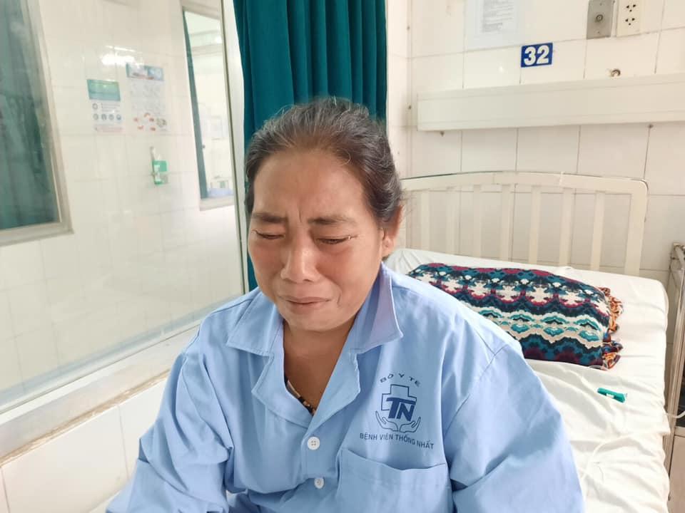 Giúp chị Châu sớm được phẫu thuật