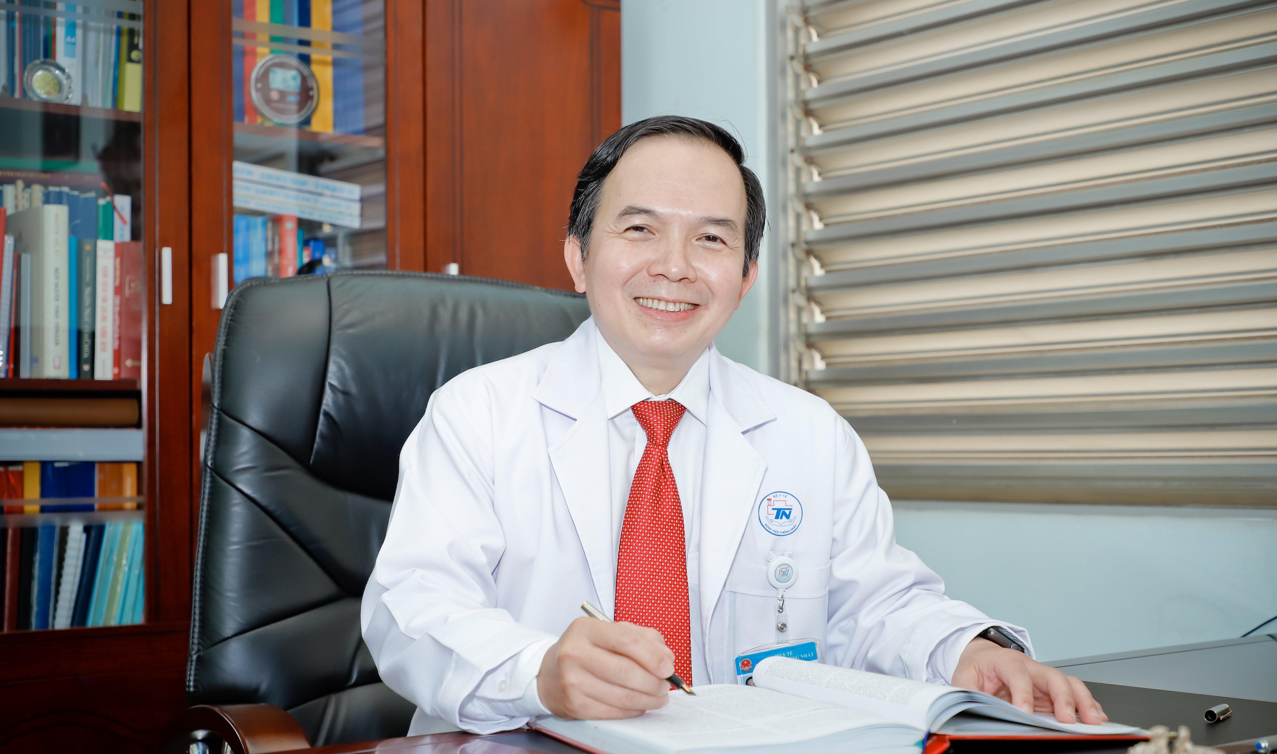 TTƯT.PGS.TS.BS Đỗ Kim Quế - Người khai mở phẫu thuật tim tại Bệnh viện Thống Nhất